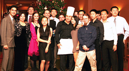 Perrin Group Winter 2007